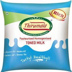 THIRUMALA TONNED MILK
