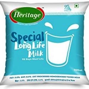 Heritage Long Life Milk