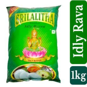Lalitha idly Ravva Premium quality – 1 kg