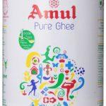 Amul Ghee, Pure, 1L Tin