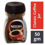 Nescafe Classic Coffee Jar : 50 gms