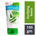 Everyuth Naturals Purifying Neem Face Wash : 150 gms
