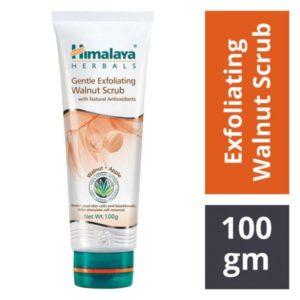 Himalaya Gentle Exfoliating Walnut Scrub : 100 gms