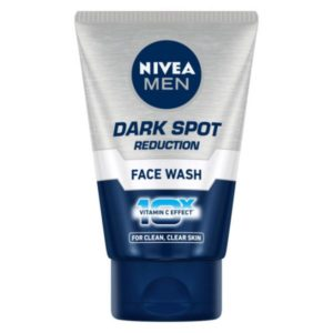 Nivea Men Dark Spot Reduction Face Wash : 100 gms