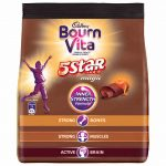 Cadbury Bournvita 5 Star Magic Health Drink : 500 gms