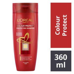 L'Oreal Paris Colour Protect Shampoo : 360 ml