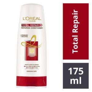 L'Oreal Paris Total Repair 5 Repairing Conditioner : 175 ml