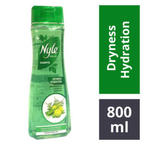 Nyle Naturals Dryness Hydrant Shampoo : 800 ml