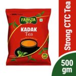 Fabsta Kadak  Strong CTC Tea –  500 Grms