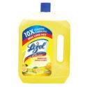 Lizol Disinfectant Surface Cleaner citrus 2 LTR