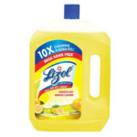 Lizol Disinfectant Surface Cleaner citrus 2 LTR