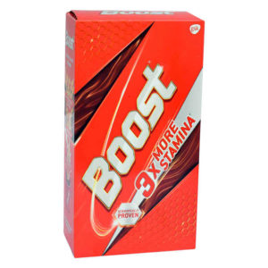 Boost Health Drink Refill : 750 gms