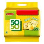 Britannia 50-50 Maska Chaska Biscuits  300 gms