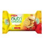 Britannia NutriChoice Digestive Hi-Fibre Biscuits  100 gms(Pack of 4)