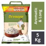 Daawat Devaaya Basmati Rice 5 kgs