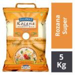 Daawat Rozana Basmati Rice – Gold 5 kgs