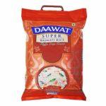 Daawat Rozana Super Basmati Rice 5 kgs