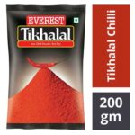 Everest tikhallal chilli powder  200 grms