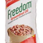 Freedom Groundnut Oil- 1 ltr