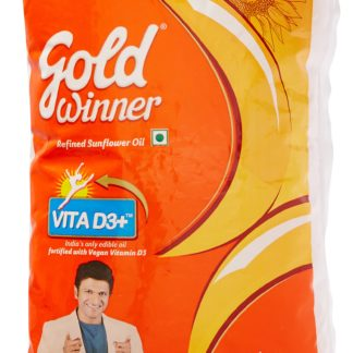 Gold Winner Sunflower Oil-1 ltr