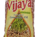 VIJAYA- DOUBLE FILTERED GROUND NUT OIL