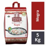 India Gate Basmati Rice – Mogra 5 kgs