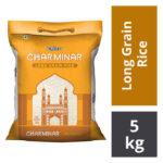 Kohinoor Charminar Long Grain Rice 5 kgs
