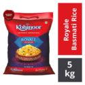 Kohinoor Royale Authentic Biryani Basmati Rice : 5 kgs