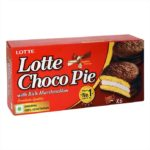 Lotte Choco Pie  168 gms(Pack of2)