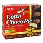Lotte Choco Pie  504 gms