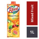 Real fruit power mixed fruit juise 1 ltr