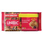 Unibic Fruit & Nut Cookies  500 gms
