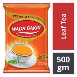 Wagh Bakri Premium Leaf Tea Pouch 500 gms