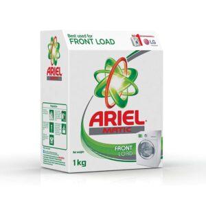 ariel Matic Front load Detargent Washing powder  4 kgs