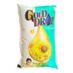 Gold Drop Sunflower Oil-1 ltr