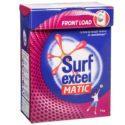 surf Excel matic Liquid Detargent Top front  Load :4 kgs