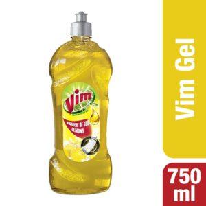 vim dishwash gel 750 ml