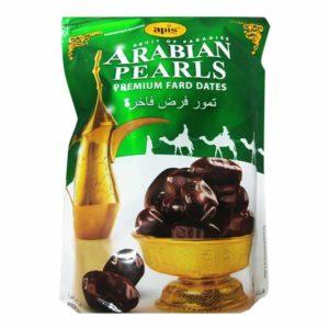Apis Arabian Pearls Premium Fard Dates : 500 (Pack of 2)