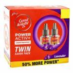 Good Knight Activ+ Cartridge Lavender : 2×45 ml