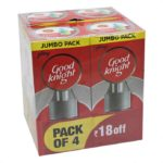 Good Knight Advanced Refill : 4×45 ml