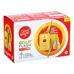 Good Knight Gold Flash Machine & Refill : 45 ml
