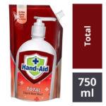 Hand Aid Handwash Total : 750 ml
