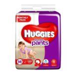 Huggies Wonder Pants – Medium : 120 U