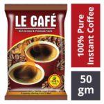 Le Café 100% Pure Instant Coffee : 50 gms