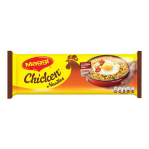 Maggi Chicken Noodles: 284 gms
