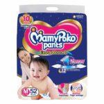 Mamy Poko Extra Absorb Pants – Medium : 52 U