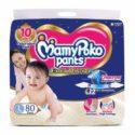 Mamy Poko Pants Extra Absorb – Large : 80 U