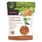 Nutraj California Almonds (Badam) : 500 gms