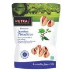 Nutraj Iranian Pistachios (Pista) : 200 gms(Pack Of 2)