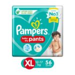 Pampers Baby Dry Pants – Extra Large : 56 U